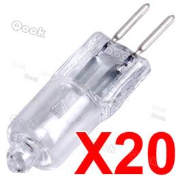 Wholesale Type G4 Bulb Led 12v - Wholesale-G4 Halogen Light Bulb 5W Lamp 12V Warm White Led lamp JC Type