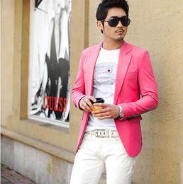 Discount Mens Pink Blazer Jacket | 2017 Mens Pink Blazer Jacket on ...