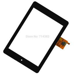 Wholesale Acer Screen Repair - Wholesale-For Acer Iconia Tab A1 A1-810 A1-811 Tablet PC Touch Screen Panel Digitizer Glass Lens Repair Parts Replacement FREE SHIP