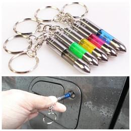 Wholesale Static Electricity Eliminator - Wholesale-Car destaticizing key ring, static electricity eliminator