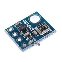 Wholesale Temperature Sensor Board - Wholesale-BMP180 Replace BMP085 Digital Barometric Pressure Sensor Board Module For Arduino 51