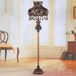 new hotel lobby living room floor lamp floor lamp ornaments antique vintage style palace 910a