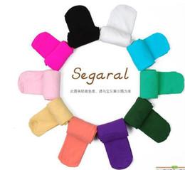 Wholesale Colorful Leggings For Kids - Wholesale-Hot sale summer style children kids Girls Colorful velvet Pantyhose for girls Pants wholesale