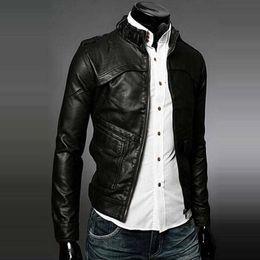 Discount Mens Trendy Jacket | 2017 Mens Black Trendy Jacket on ...