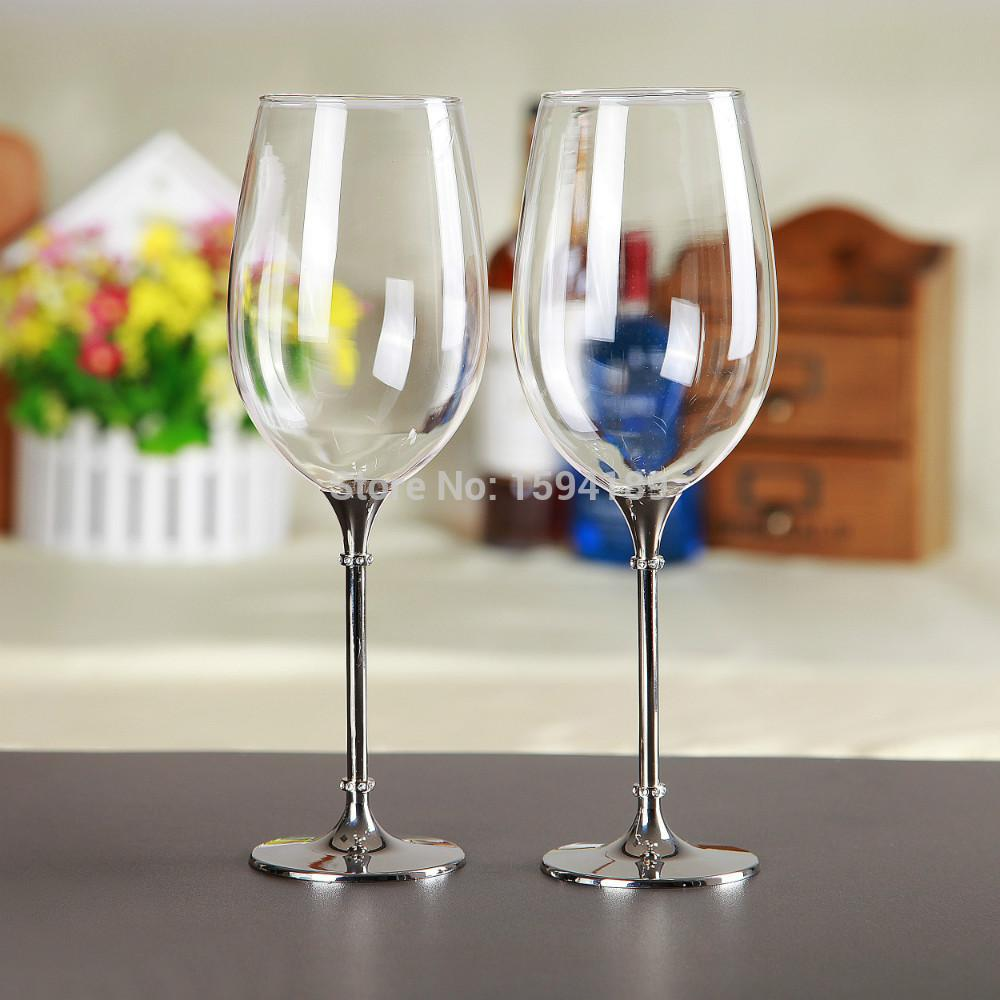 Great Wholesale 2015 New Design Wine Glasses Set Metal Stem Wholesale Price For  Party Top Quality Drinking Goblet OH13171 Wine Glasses Party Favors Wine  Glasses ...