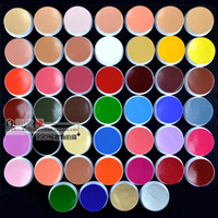Wholesale Clown Face Paint Wholesale - Wholesale-Free Shipping face paint Body Paint Pro Body Painting Tattoo For Body Art colored drawing clown temporary tattoos women 1-26