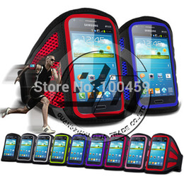 Wholesale Galaxy I8262 Case - Wholesale-New Arrival For Samsung Galaxy Core i8260 i8262 GT I8262 Outdoor Travel Accessory Gym Running Sports Armband Case Cover