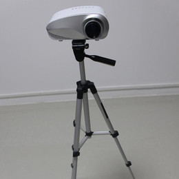 Wholesale Height Stand - Wholesale-Cheapest Adjustable Height Portable Mobile Phone Mini Projector DV Digital Camera Stand Tripod Flexible Mount