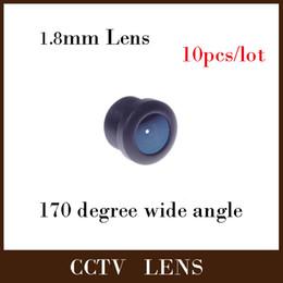 c monter cctv Promotion Gualanteed 100% 1.8mm Objectif grand angle de caméra de conseil de CCTV IR de 170 degrés