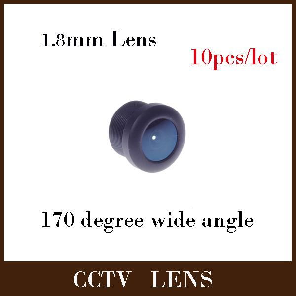 Gualanteed 100% 1.8mm 170 Degree Wide Angle CCTV IR Board Camera Lens