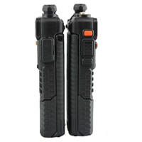 Al por mayor-2 PCS Baofeng de mini Walkietalkie de radio de dos vías UV8HX, UV-8W 5ra transceptor, hermana walkie talkie de Baofeng UV-B6-uv uv 5ra b5 + cable
