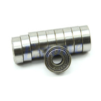 blade scooters - Pc Roller Skateboard Scooter Blade Ball Bearings Wheels Silver