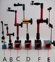 Wholesale Indicator Digital Magnetic Base - Wholesale-Design B Magnetic Base Holder With Stand For Digital Level Dial Test Indicator Tool J-0315