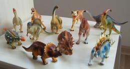 2019 esperimenti automobilistici Dinosauri Giocattoli di plastica di simulazione set infantile professionale giocattoli dinosauri giocattoli giocattoli animali