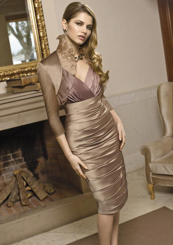 Gold dresses for women