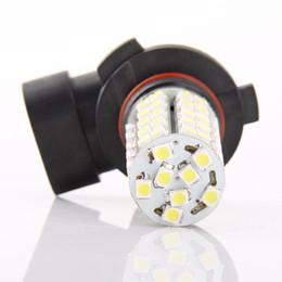 Wholesale Cars 68 - Sample Car Ligjht 68 LED SMD White Bulbs 9005 HB3 Fog Light 12V 2pcs lot