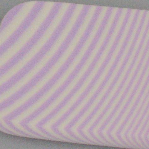 Sfot Maquillage Poudre Visage Songe Puff Visage Visage Éponge Maquillage Cosmentix Bouffée De Poudre Violet 60 * 44 * 8mm