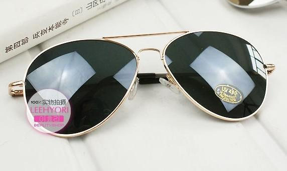 New! Fashion Star Vintage Toad Sunglasses Trend Personality metal frame Women's Men's Sunglass