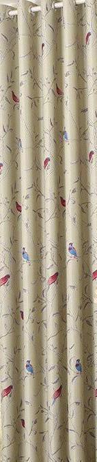 Color No 1 curtain