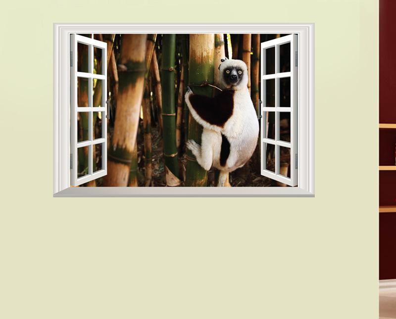 Poster Murali Per Camere Da Letto : Acquista simpatici animaletti poster murali decor poster adesivo