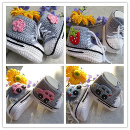 Wholesale baby crochet shoes sneakers - baby sneakers cotton, crocheted , grey, pink, white,knitted baby booties, baby shoes,knitted baby clothes ,baby shower, baby gift Baby socks