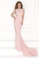 Wholesale Evening Cristal Dress - Mosest Evening Dresses 2016 Zuhair Murad Mermaid Sweep Train Cristal Prom Dress Wear Formal Evening Gowns Long golden globe
