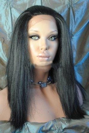 XCSUNNY Full Lace Celebrity Hairstyle 14