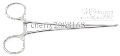Slotted Pennington Forceps Body Piercing Tang Tool Nr