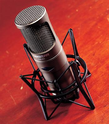 Takstar CM-450-L studio broadcast television theatrical chorus microphone narrated type recording