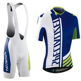 Wholesale Cycling Jersey Bib Shorts White - new arrive 2016 Cycling Jersey Set Short Sleeve cycling jersey With Padded Bib Trousers Ultra Breathable Bike Wear