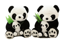 20cm mini Jouets pour bébé Lovely Panda eat bamboo Peluche Toy Lovely Doll Peluches jouet hold panda Perfect Gift For Children