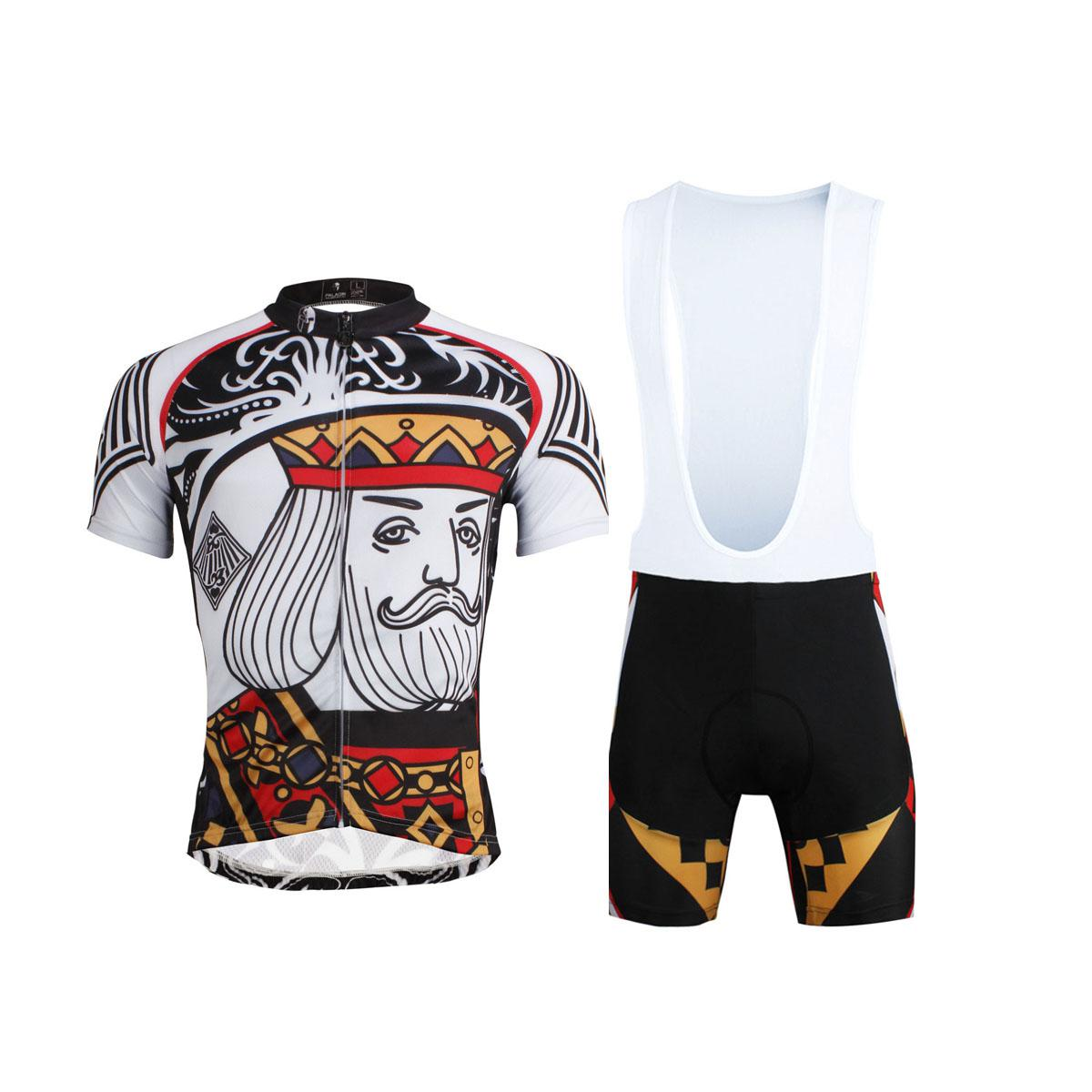 8b6835583 2016 New Arrival Poker Diamond Cards Summer Cycling Jersey Sets Breathable  Quick Dry Bike Bicycle Jersey Bib And Non Bib Pants Biking Gear Womens  Cycling ...