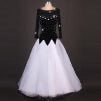 Wholesale Dance Tutus For Adults - Led Costume Ballroom Dance Skirts Dress For Ballroom Dancing Vestido De Formatura Dance Wear Latin Women Rainbow Tutu For Adults