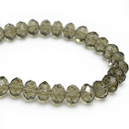 30pcs belle perle di vetro cristallo Swarovski sciolto colore scuro, rendendo tutti i tipi di gioielli