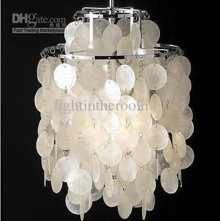 Discount Verner Panton Design,3 Circle,Diy Shell Pendant Lamp, Verner  Panton Lighting Wood Pendant Lamp Moroccan Pendant Lamp From  Lightintheroom, ...
