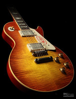 Wholesale Electric Guitar 59 - New arrival Custom Shop 59 Burst Electric Guitar From China Guitar Factory Free shipping
