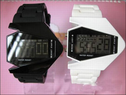 15PCS New Luxury Sport Style LED Uhren Digital Date Lady Herrenuhr B-2