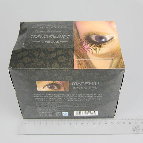 마스카라 3IN1 엑스트라 롱 라스팅 블랙 볼륨 마스카라 / box 8g M-501