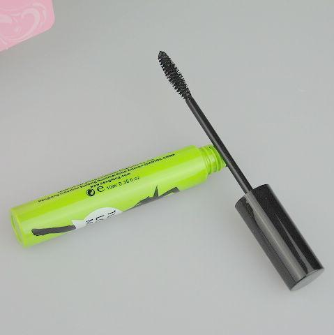 Mascara 3IN1 Extra lange anhaltende dicke schwarze Volumen Mascara / box 10g M-502