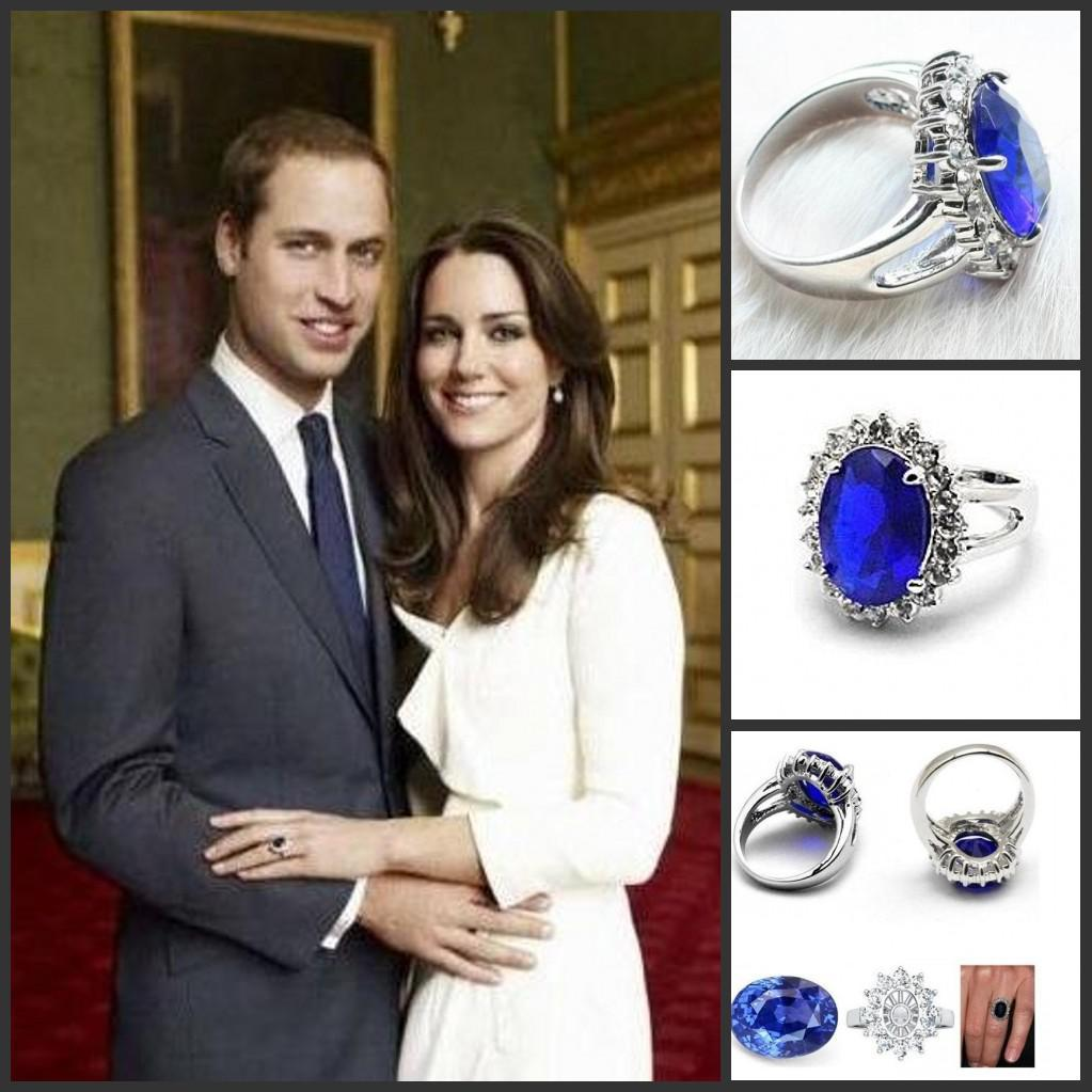 hot ing prince william amp kate enement ring rings vbgfjm - Princess Diana Wedding Ring