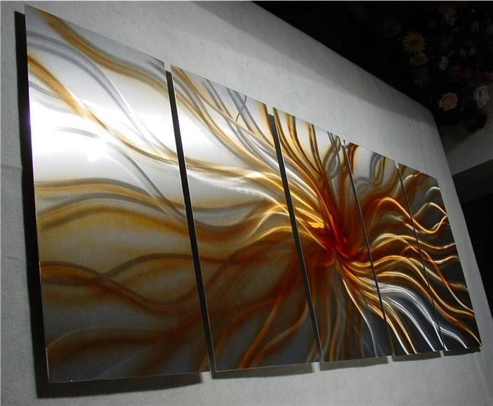 Большой Современный Абстрактное Искусство Картина Маслом Стены Деко Холст 739