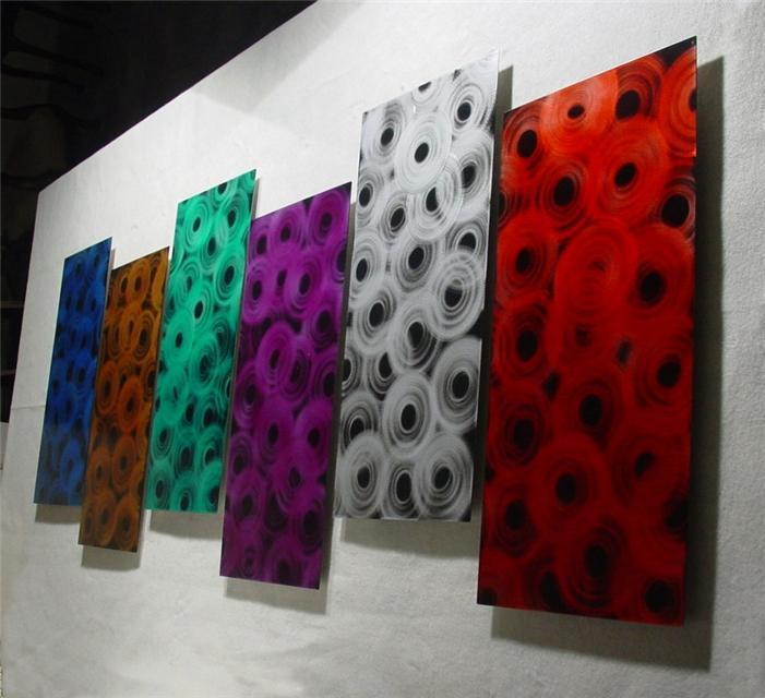 Большой Современный Абстрактное Искусство Картина Маслом Стены Деко Холст 743