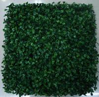 ingrosso tappeti erbosi artificiali-Tappeto in erba artificiale in legno di bosso da 25 cm * 25 cm per la decorazione di casa e giardino