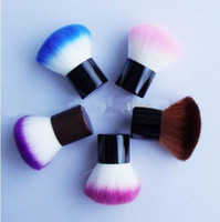 Wholesale Red Manicure - Kabuk   Nail Dust Brush Manicure Tool 5 pcs  lot