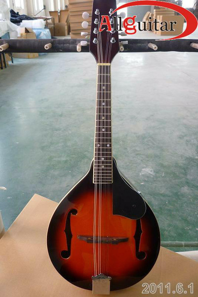 top popular brasswood body Mandolin China mandolin 2021
