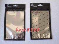 ingrosso 3g pack-10 * 18CM cerniera di plastica imballaggio al dettaglio sacchetto imballaggio imballaggio per Iphone 3G 3GS 4G 4 4 s 5 5 G 5C 5 S SE casi di cellulare cellulare 2500 pezzi