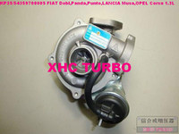 turbocompresor fiat al por mayor-KP35 / 54359700005 Turbocompresor para FIAT Dobl, Panda, Punto, LANCIA Musa, OPEL Corsa SJTD / Y17DT 1.3L