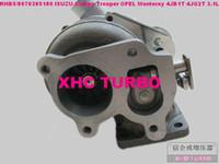 turbo isuzu trooper großhandel-NEUE RHB5 / VI95 8970385180 Turbo-Turbolader für ISUZU Campo Trooper HOLDEN Jackaroo OPEL Monterey 4JB1T 2.8L 4JG2T 3.1L 113HP