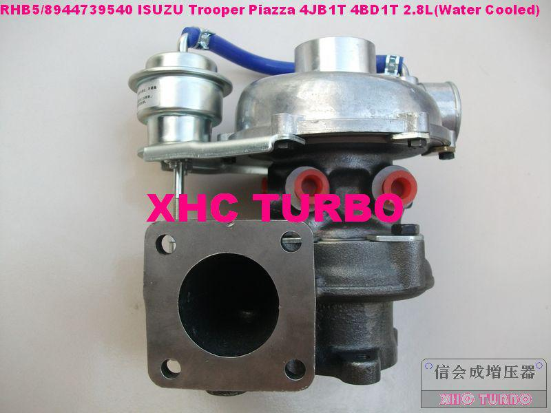 NEW RHB5 / 8944739540 Turbo Turbolader für ISUZU Trooper Piazza / 4JB1T / 4BD1T / 2.8L 97HP