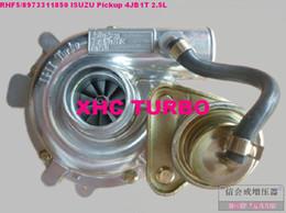 turbocompressore isuzu 4jb1t Sconti NOVITÀ RHF5 / 8973311850 VA420076 Turbo Turbocharger per ISUZU Pickup 4JB1T 2.5L